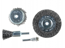 Wire Wheels with Shanks