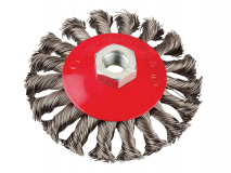 Twist Knot Wheels for Grinders
