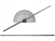 Combination, Protractor & Depth Gauges