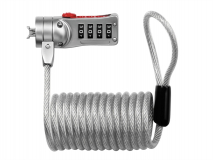 Combination Cable & Bike Locks