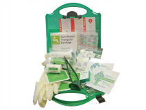 First Aid Kits & Eye Wash