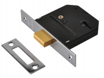 Mortice Deadlocks 3 Lever