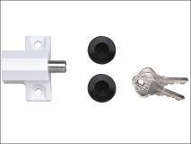 Window Locks - Suitable for Patio / Sliding Doors