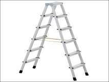 Double-sided Stepladders