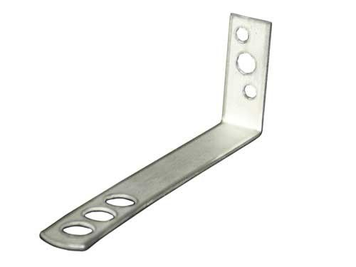 Building Fixings - Stainless Steel Door Frame Cramps - Box of 100
