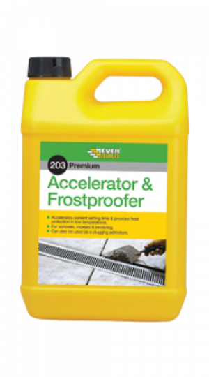 Everbuild - 203 Accelerator and Frostproofer