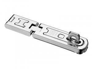 ABUS Mechanical, 100 DG Series Hinged Hasp & Staple