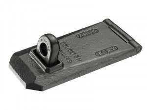 ABUS Mechanical 130/180 Granit High Security Hasp & Staple Carded 180mm