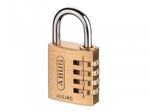 ABUS Mechanical, 165 Series Combination Padlocks