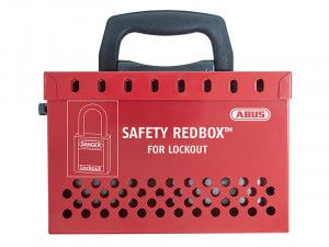 ABUS Mechanical 50414 Safety Redbox Starter-Kit