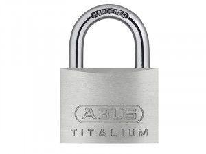 ABUS Mechanical, 54TI 50mm Titalium Padlocks