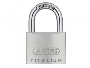ABUS Mechanical, 64TI 30mm Titalium Padlocks