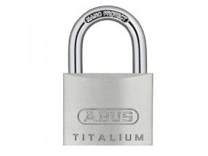 ABUS Mechanical, 64ti 35mm Titalium Padlocks