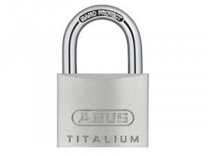 ABUS Mechanical, 64TI 40mm Titalium Padlocks