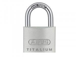 ABUS Mechanical, 64TI 45mm Titalium Padlocks