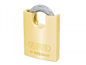 ABUS Mechanical, 65 Series Close Shackle Padlocks