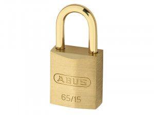 ABUS Mechanical, 65MB Brass Padlocks & Shackle