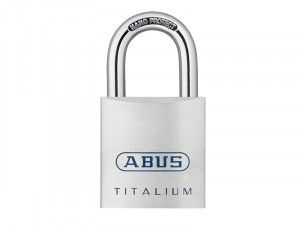 ABUS Mechanical, 80TI 40mm Titalium Padlocks