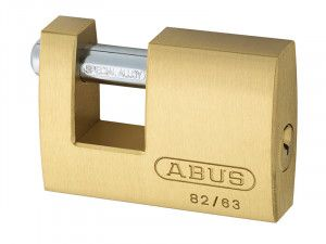 ABUS Mechanical, 82/63 Monoblock Shutter Padlocks