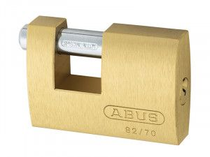 ABUS Mechanical, 82/70 Monoblock Shutter Padlocks