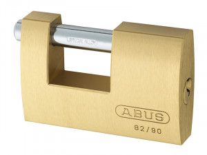ABUS Mechanical, 82/90 Monoblock Shutter Padlocks