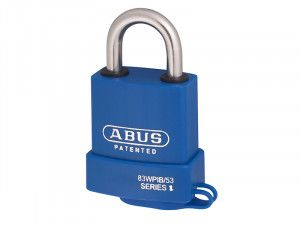ABUS Mechanical, 83WP IB Submariner Padlock