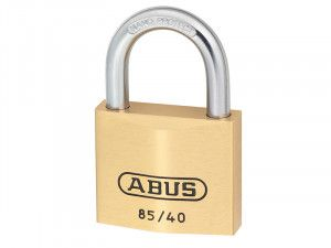 ABUS Mechanical, 85/40 40mm Brass Padlocks