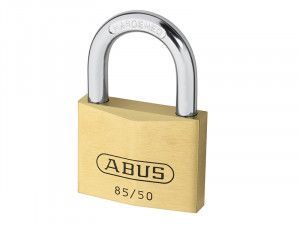 ABUS Mechanical, 85/50 50mm Brass Padlocks