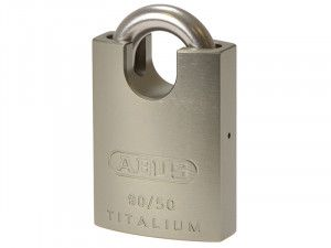 ABUS Mechanical, 90RK Titalium Padlock