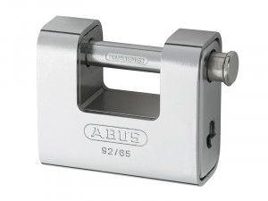 ABUS Mechanical, 92 Series Monoblock Shutter Padlocks