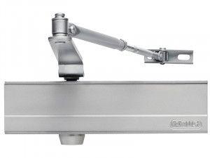ABUS Mechanical AC7124 Overhead Door Closer Silver