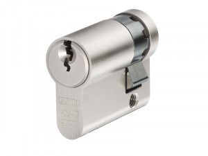 ABUS Mechanical, E60NP Euro Profile Half Cylinders