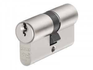 ABUS Mechanical, E60NP Euro Profile Double Cylinder