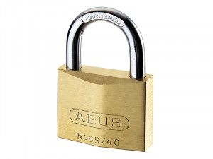ABUS Mechanical, 65 Series Master Keyed Padlocks