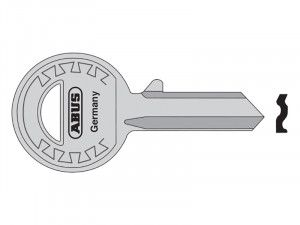 ABUS Mechanical 24-41-885 Right Hand 4 Pin Key Blank