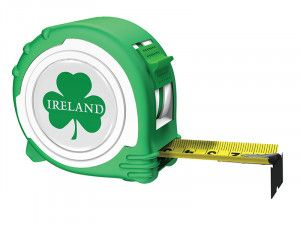 Advent Irish Rugby Tape Green / Yellow 5m/16ft (Width 25mm)