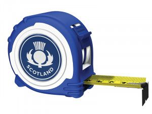 Advent Scotland Logo Tape Blue & White 5m/16ft (Width 25mm)