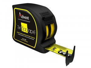 Advent 2-In-1 Double Sided Gap Pocket Tape 5m/16ft (Width 25mm)