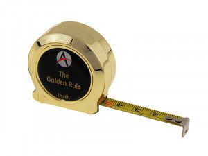 Advent Golden Rule Tape 2m/6ft (Width 10mm)