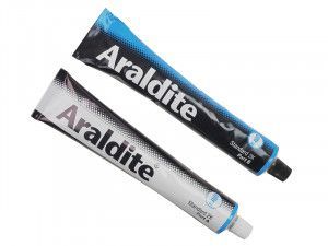 Araldite® Industrial Standard Epoxy 2 x 100ml Tubes