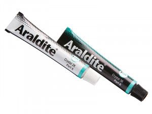 Araldite® Crystal Epoxy 2 x 15ml Tubes