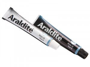 Araldite® Steel Epoxy 2 x 15ml Tubes