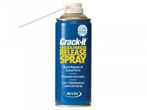 Arctic Hayes Arctic Crack-It Shock Freeze Release Spray 400ml