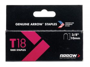 Arrow, T18 Staples