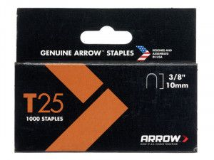 Arrow, T25 Staples