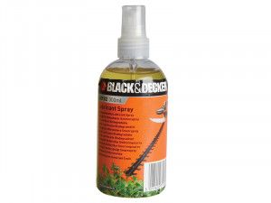 Black & Decker A6102 Hedgetrimmer Oil Spray 300ml