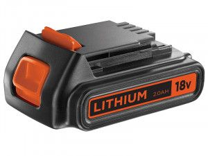 Black & Decker, BL Li-ion Slide Battery Pack