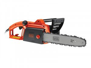 Black & Decker CS1835 Corded Chainsaw 35cm Bar 1800W 240V