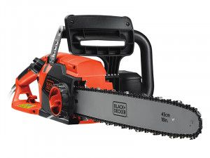 Black & Decker CS2245 Corded Chainsaw 45cm Bar 2200W 240V