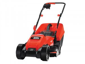 Black & Decker EMAX32S Electric Rotary Lawnmower 32cm 1200W 240V
